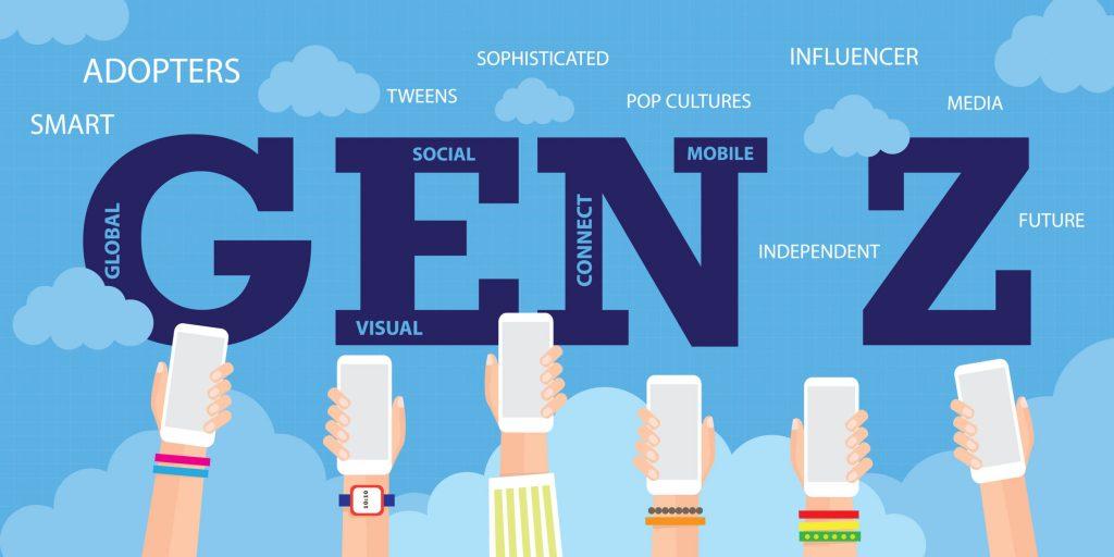 công nghệ gắn liền với thế hệ z