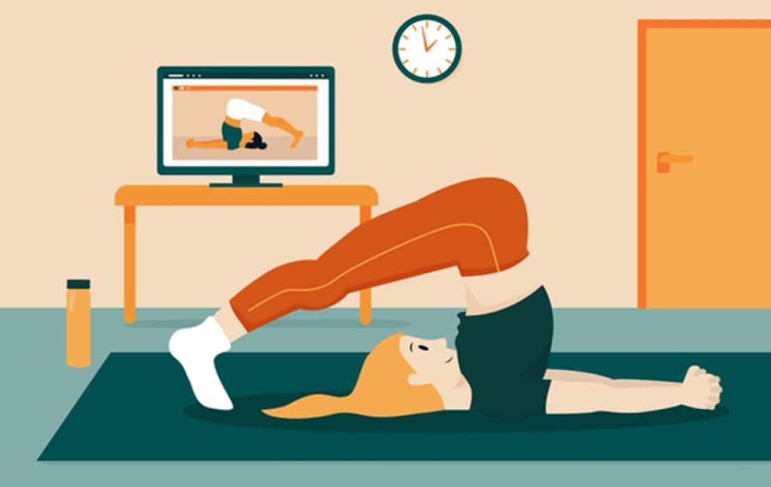 Cải thiện chứng mất ngủ nhờ tập luyện yoga