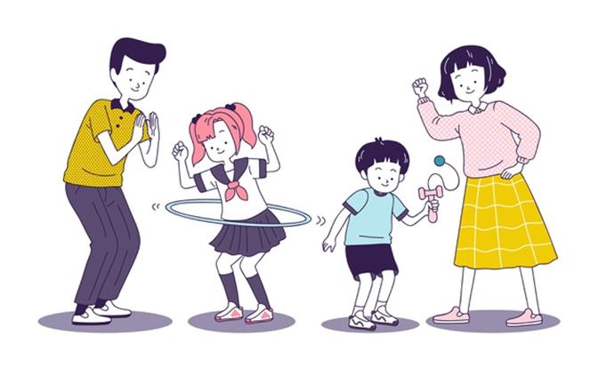 Lợi ích làm bạn cùng con