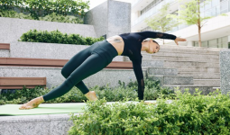 Luyện tập yoga giúp xương chắc khỏe