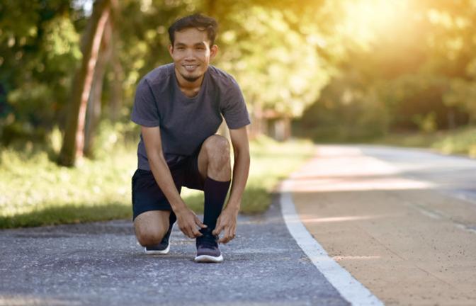 Chạy bộ thường xuyên tăng cường hệ miễn dịch