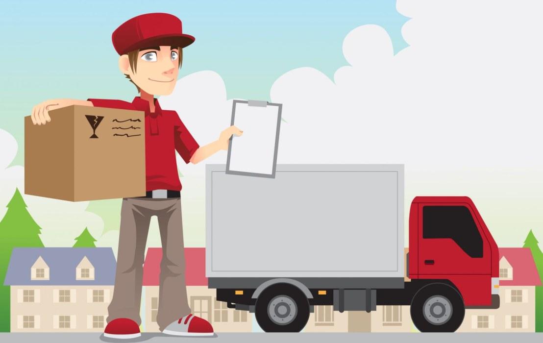 Dịch vụ giao hàng phát triển nhanh trong những năm gần đây